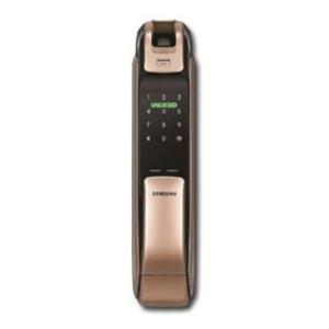 SAMSUNG三星 SHP-DP728 推拉式電子鎖 公司貨