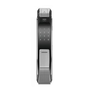 SAMSUNG三星 SHP-DP718 推拉式電子鎖 公司貨