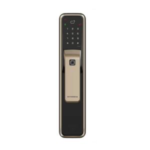 DORMAKABA AS850 指紋/卡片/密碼/鑰匙 四合一電子鎖 香檳金 公司貨
