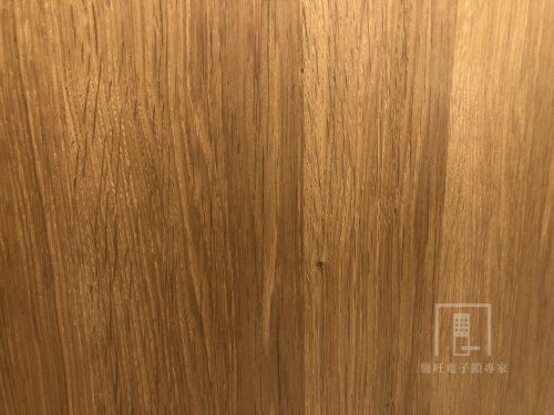 將虎藝術門木門-白橡直-2